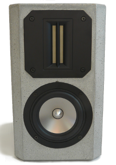 Concrete Loudspeakers